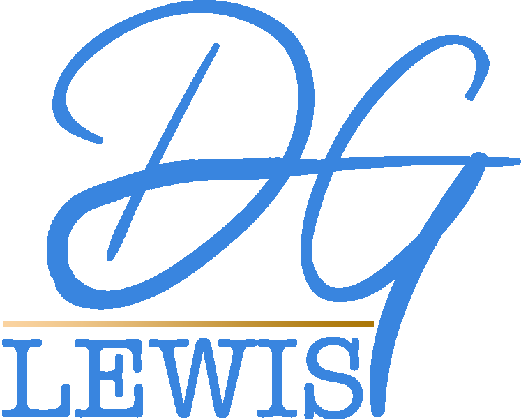 DG Lewis logo